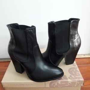 Klub Nico leather boots